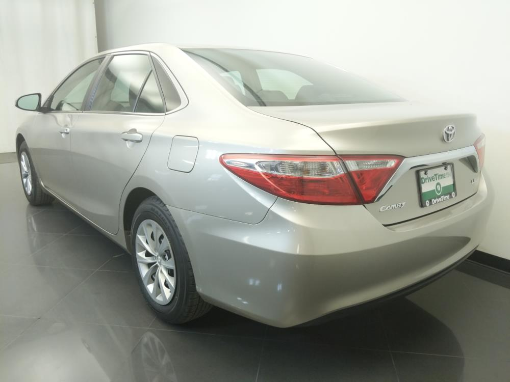2016 Toyota Camry LE - 1310017116