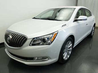 Used 2015 Buick LaCrosse
