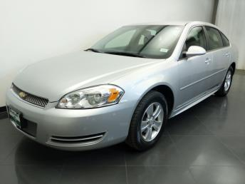 2014 Chevrolet Impala Limited LS - 1310017168
