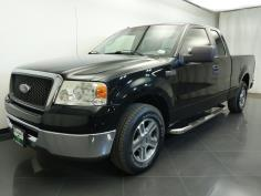 2008 Ford F-150 Super Cab XLT 6.5 ft