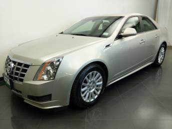Used 2013 Cadillac CTS