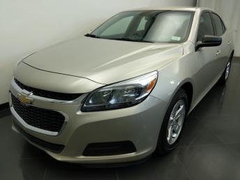 Used 2016 Chevrolet Malibu