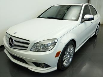 Used 2008 Mercedes-Benz C300