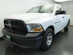 2012 Dodge Ram 1500 Regular Cab ST 8 ft