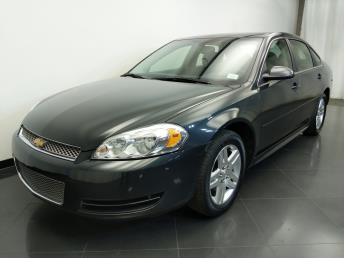 2016 Chevrolet Impala Limited LT - 1310017330