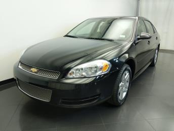 2012 Chevrolet Impala LT - 1310017516
