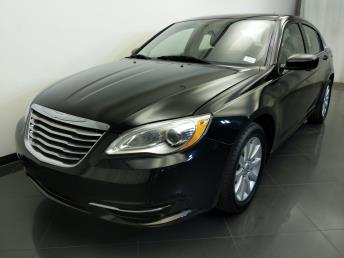 2013 Chrysler 200 Touring - 1310017619