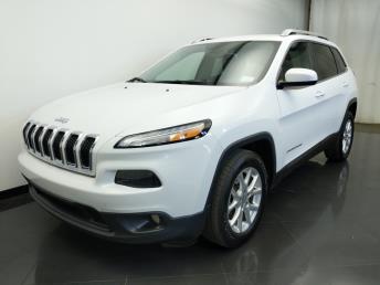 2014 Jeep Cherokee Latitude - 1310017648