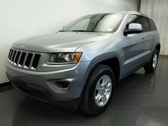 2015 Jeep Grand Cherokee Laredo - 1310017686
