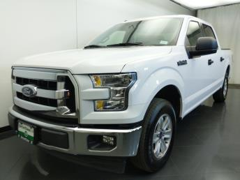 2017 Ford F-150 SuperCrew Cab XLT 5.5 ft - 1310017705