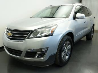 2017 Chevrolet Traverse LT - 1310017711