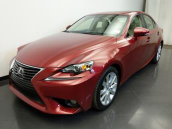 2014 Lexus IS 250  - 1310017718