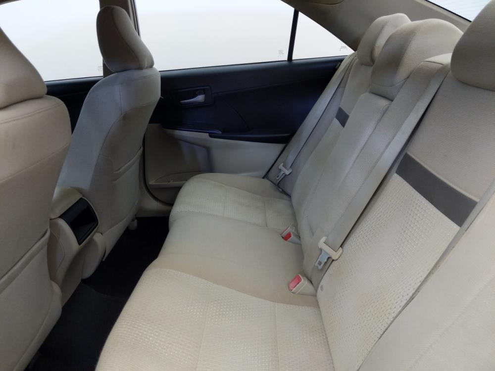 2012 Toyota Camry LE - 1310017750