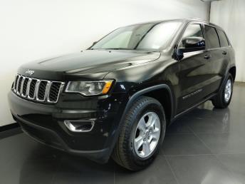 Used 2017 Jeep Grand Cherokee