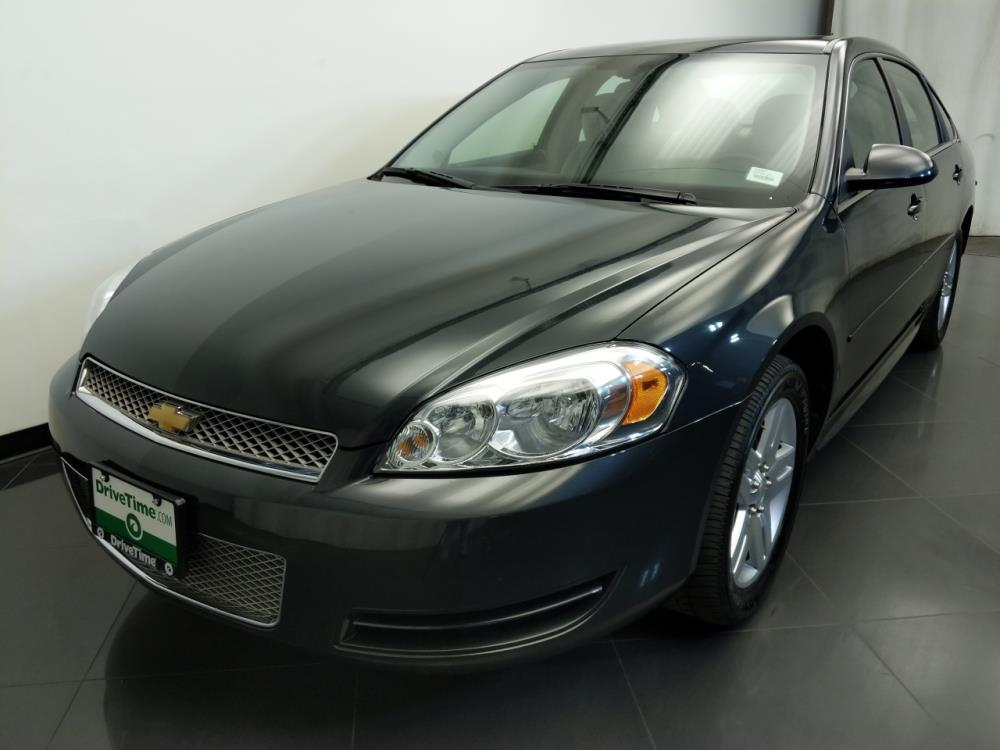 2016 Chevrolet Impala Limited LT - 1310017834