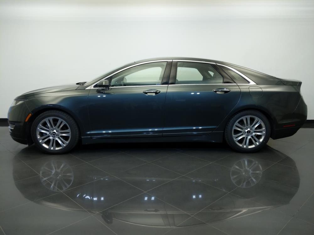 2015 Lincoln MKZ  - 1310017898