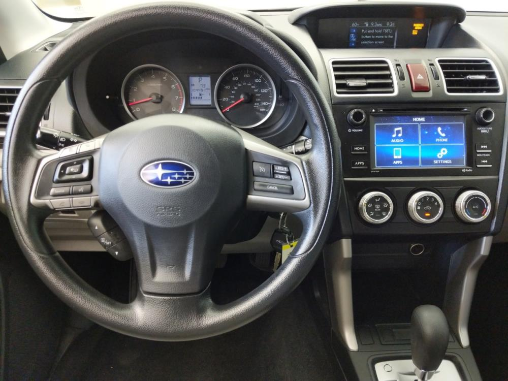 2016 Subaru Forester 2.5i - 1310017909