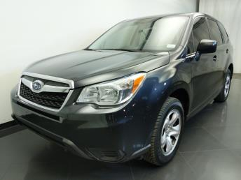 Used 2016 Subaru Forester