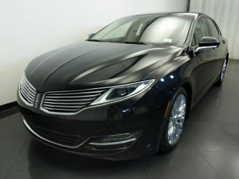 2014 Lincoln MKZ  - 1310017933