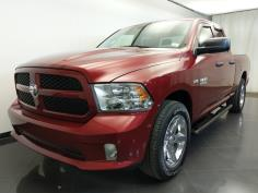 2014 Dodge Ram 1500 Quad Cab Express 6.3 ft