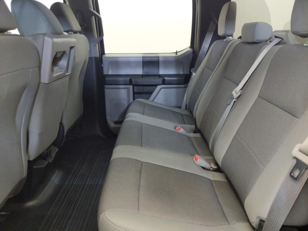 2015 Ford F-150 SuperCrew Cab XL 5.5 ft - 1310017978