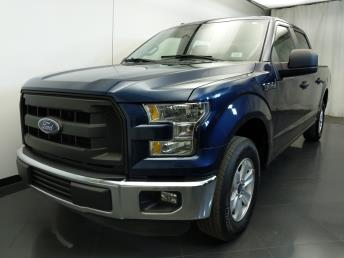 2015 Ford F-150 SuperCrew Cab XL 5.5 ft - 1310017978