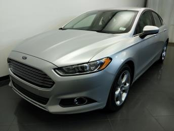 2016 Ford Fusion S - 1310018003