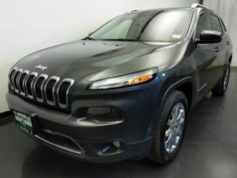 2015 Jeep Cherokee Limited - 1310018013