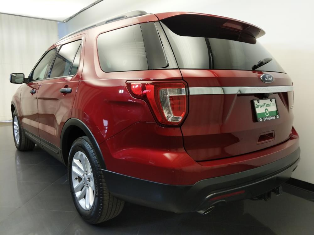2016 ford explorer for sale in jacksonville 1310018023 drivetime. Black Bedroom Furniture Sets. Home Design Ideas
