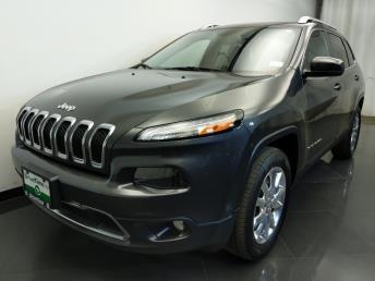 2015 Jeep Cherokee Limited - 1310018024