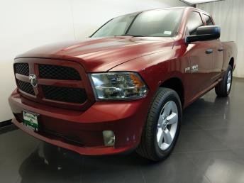 2014 Ram 1500 Quad Cab Tradesman 6.3 ft - 1310018055