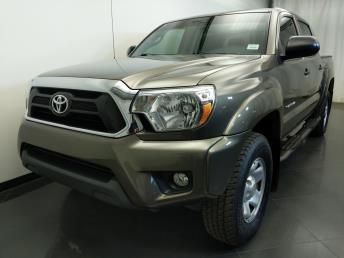 2013 Toyota Tacoma Double Cab PreRunner 5 ft - 1310018117
