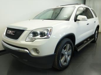 2011 GMC Acadia SLT - 1310018151