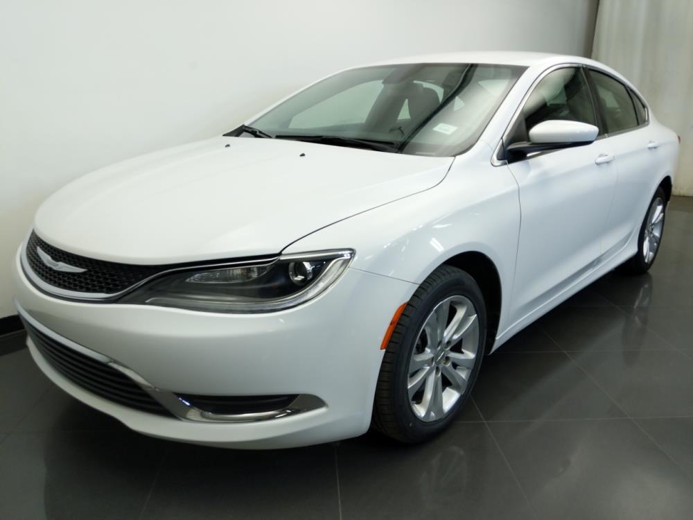 2016 Chrysler 200 Limited - 1310018166