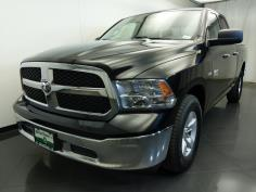 2016 Dodge Ram 1500 Quad Cab SLT 6.3 ft
