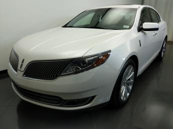 Used 2014 Lincoln MKS
