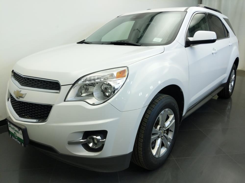 2015 Chevrolet Equinox LT - 1310018200