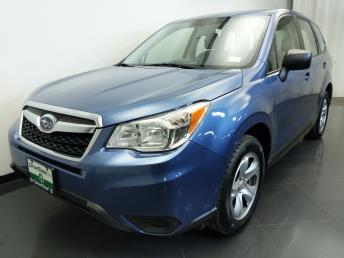 2015 Subaru Forester 2.5i - 1310018204