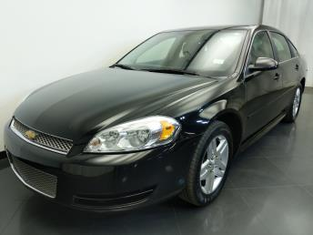 2016 Chevrolet Impala Limited LT - 1310018243
