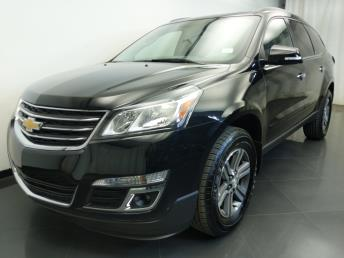 2017 Chevrolet Traverse LT - 1310018309