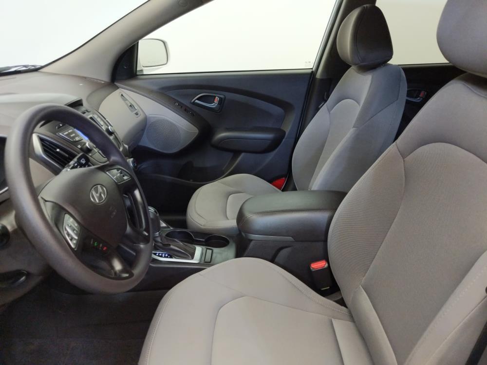 2015 Hyundai Tucson GLS - 1310018356