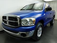 2008 Dodge Ram 1500 Regular Cab SLT 6.25 ft