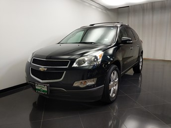 2012 Chevrolet Traverse LT - 1310018453