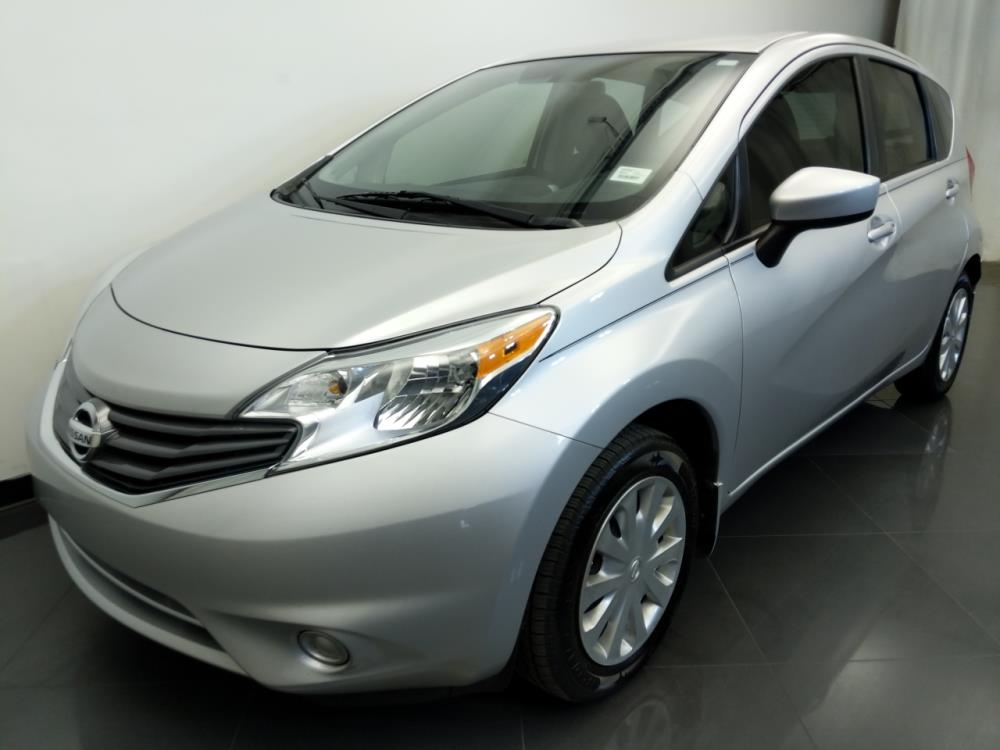 2015 nissan versa note s plus for sale in birmingham. Black Bedroom Furniture Sets. Home Design Ideas