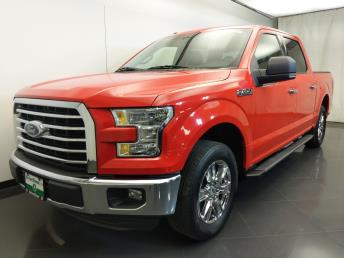 2016 Ford F-150 SuperCrew Cab XLT 5.5 ft - 1310018513