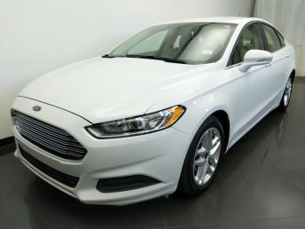 2015 Ford Fusion SE - 1310018533