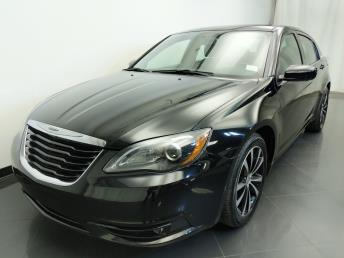 2014 Chrysler 200 Touring - 1310018578