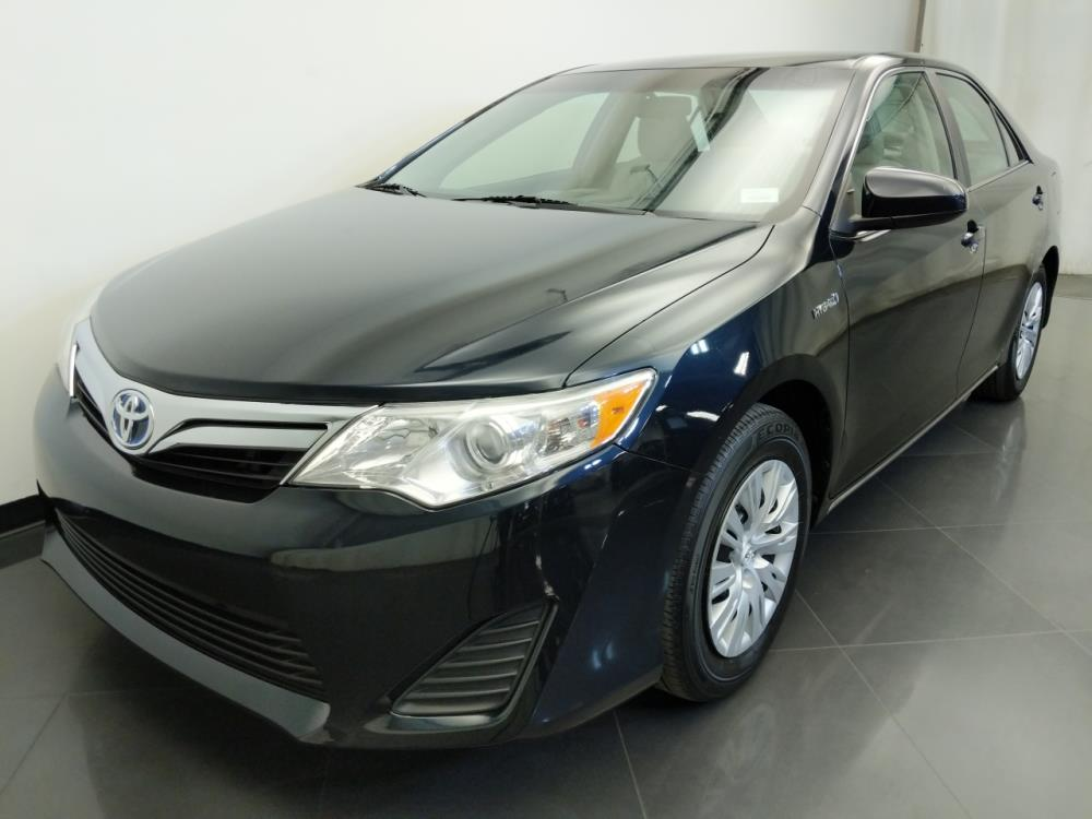 2014 toyota camry hybrid le for sale in birmingham 1310018586 drivetime. Black Bedroom Furniture Sets. Home Design Ideas