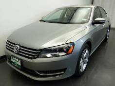 2013 Volkswagen Passat 2.5L SE