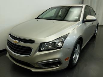 2016 Chevrolet Cruze Limited 1LT - 1310018724